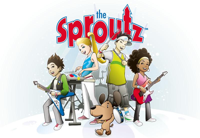 Sproutz logo